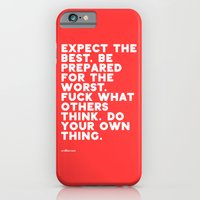 YOUR OWN THING iPhone 6 Slim Case