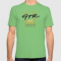 20th Anniversary - McLar… Mens Fitted Tee Grass SMALL