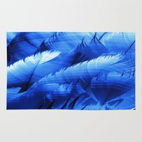 feathers Rug