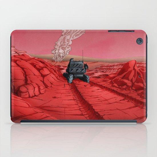 Green Mars iPad Case