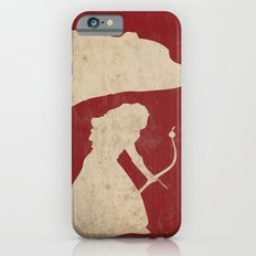 Brave girl don't cry iPhone 6 Slim Case