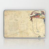 I Don't Need Eyes To See… Laptop & iPad Skin