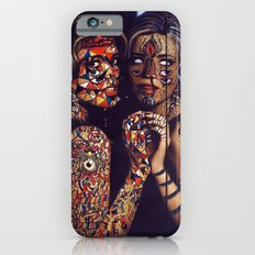 Psychoactive Bear 2 iPhone 6 Slim Case