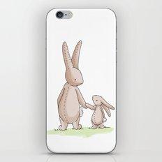Bunny Love iPhone & iPod Skin