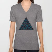 Triangulation (Inverted) Unisex V-Neck