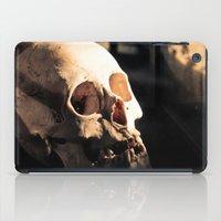 Skull - Mint In Box iPad Case