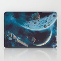 Milking The Stars - Monster Magnet Inside cover panorama iPad Case