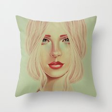 Lady Lynn Throw Pillow