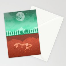 The Dead of Night Stationery Cards