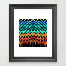 African Essence Framed Art Print
