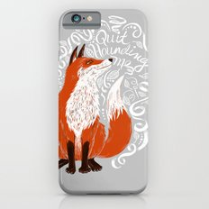 The Fox Says Slim Case iPhone 6s