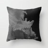 Muricidae Hexaplex cichoreus Throw Pillow