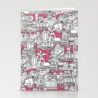 NOTTINGHAM BUBBLEGUM Stationery Cards