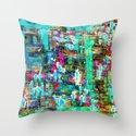 BOYFRIEND SWEATS -2- Throw Pillow
