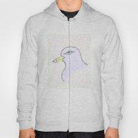 Dotted Bird #1 Hoody