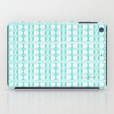 Aqua Dot iPad Case