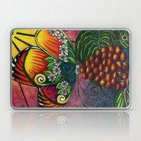 My Sarah Butterfly Laptop & iPad Skin