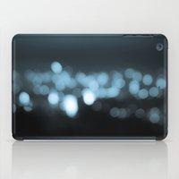Frosty Bokeh iPad Case