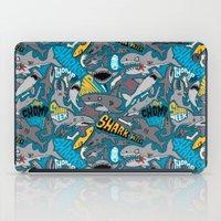 SHARK WEEK! iPad Case