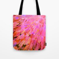 SEA SCALES IN PINK - Hot… Tote Bag