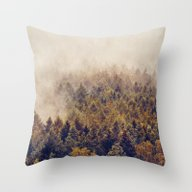 Throw Pillow featuring If You Had Stayed by Tordis Kayma