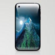 Night Mountains No. 21 iPhone & iPod Skin