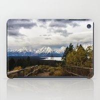 The Tetons iPad Case
