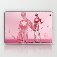 Pink Ranger Laptop & iPad Skin