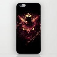 Meowl iPhone & iPod Skin