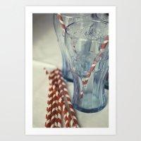 Coca~Cola Art Print