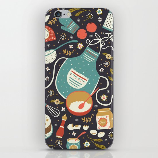 Carrot Cake iPhone & iPod Skin