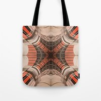 Building Abstraction II Tote Bag