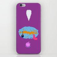 MokshaBum Mandala iPhone & iPod Skin