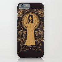 Reine des Cygnes (Gold) iPhone 6 Slim Case