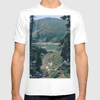 Colorado Mens Fitted Tee White SMALL