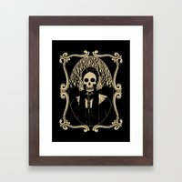 Madame Framed Art Print