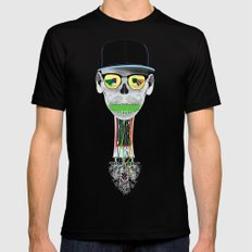 HEC SMALL Mens Fitted Tee Black