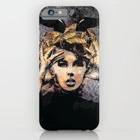iPhone & iPod Case featuring Headache by Happi Anarky