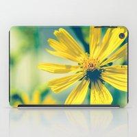 Yellow Sunshine iPad Case