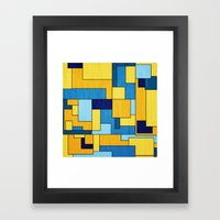 Switch Reverse Framed Art Print