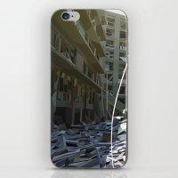 Dereliction iPhone & iPod Skin