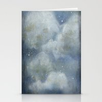 Stormy Skies Stationery Cards