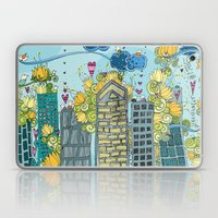 Livin' In The City  Laptop & iPad Skin