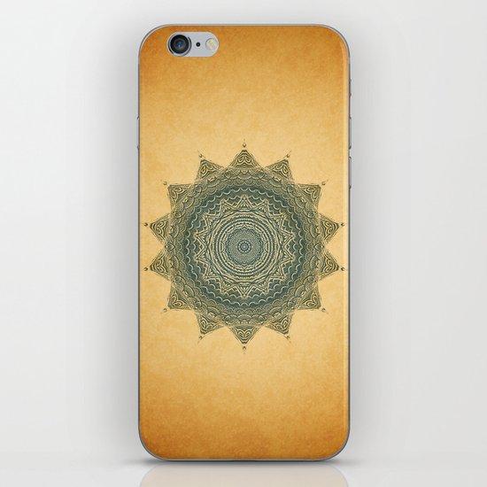 Sun Symbol iPhone & iPod Skin