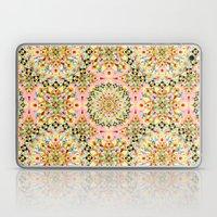 Pink Carousel Mandalas Laptop & iPad Skin