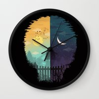 Embrace Life Wall Clock