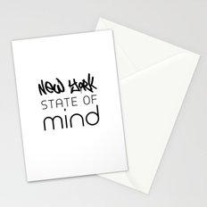 NY State of Mind Stationery Cards