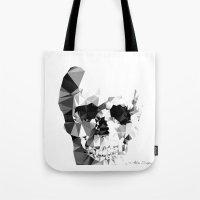 Crystal Skull Tote Bag