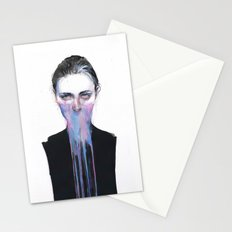 my opinion about you Stationery Cards