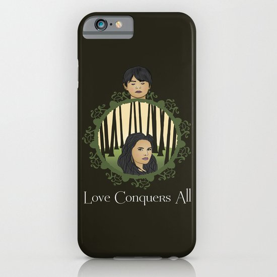 Once Upon A Time - Two Halves, One Whole iPhone & iPod Case